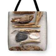 Beach Treasures Tote Bag by Elena Elisseeva