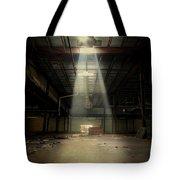 Beam Me Up Tote Bag by Evelina Kremsdorf