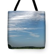 Beautiful Idyllic Cape Cod Tote Bag by Juergen Roth
