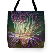 Beautiful Sea Anemone 1 Tote Bag by Lanjee Chee
