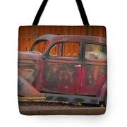 Beautifully Aged Tote Bag by John Malone