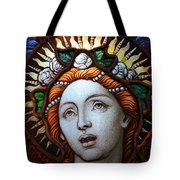 Beauty In Glass Tote Bag by Ed Weidman