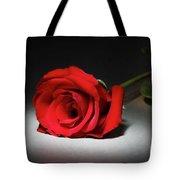 Beauty in the Spotlight Tote Bag by Mariola Bitner