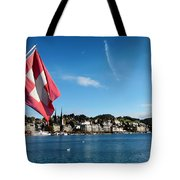 Beauty of Lucerne Tote Bag by Mountain Dreams
