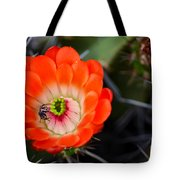 Bee Ware The Thorns Tote Bag by Deb Halloran
