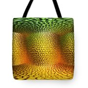 Begining Tote Bag by Mo T