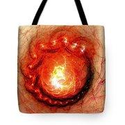 Beginning Of Life Tote Bag by Anastasiya Malakhova