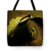 Behind Closed Doors Tote Bag by Rebecca Sherman