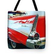 Bel Air Palm Springs Tote Bag by William Dey