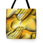 Belief Tote Bag by Leon Zernitsky