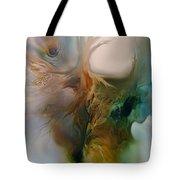Beneath Tote Bag by Carol Cavalaris