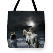 Beneath The Illusion In Colour Tote Bag by Sharon Mau