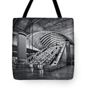 Beneath The Surface Of Reality Tote Bag by Evelina Kremsdorf