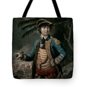 Benedict Arnold Tote Bag by English School