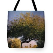 Bent But Not Broken Tote Bag by Laurie Search