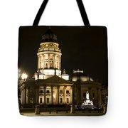 Berlin Gendarmenmarkt Tote Bag by Frank Tschakert