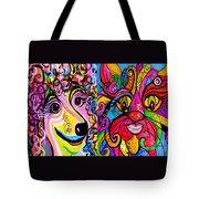 Best Friends Tote Bag by Eloise Schneider