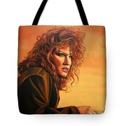 Bette Midler Tote Bag by Paul Meijering
