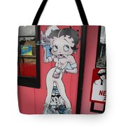 Betty Boop 3 Tote Bag by Frank Romeo