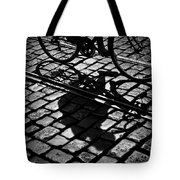 Between The Lines Tote Bag by Dave Bowman