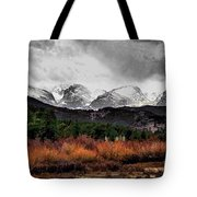 Big Storm Tote Bag by Jon Burch Photography