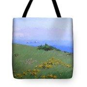 Big Sur Tote Bag by Hunter Jay