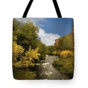 Big Thompson River 2 Tote Bag by Jon Burch Photography