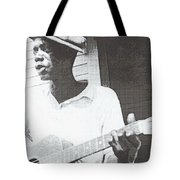 Bill Tatnall 1935 Tote Bag by Daniel Hagerman