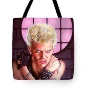 Billy Idol Tote Bag by Tim  Scoggins