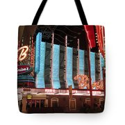 Binions Tote Bag by Kay Novy