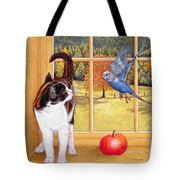Bird Watching Tote Bag by Ditz