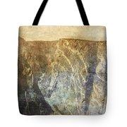 Black Canyon Tote Bag by Brett Pfister