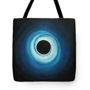 Black Hole Tote Bag by Sven Fischer