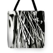 Blacksmith Iron  Tote Bag by Chastity Hoff