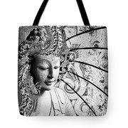 Bliss of Being Tote Bag by Christopher Beikmann