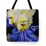 Blue Magic Tote Bag by Bruce Bley