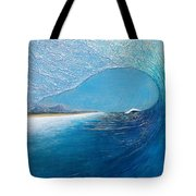 Blue Room Tote Bag by Nathan Ledyard