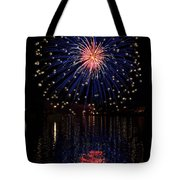 Blue Spectacular Tote Bag by Bill Pevlor