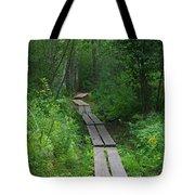 Boardwalk Tote Bag by Allan Morrison