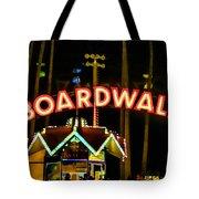 Boardwalk Tote Bag by Digital Kulprits