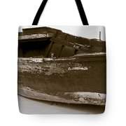 Boat Tote Bag by Frank Tschakert