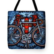 Bob Jackson Tote Bag by Mark Howard Jones