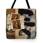 Bodhisattva 1952 Tote Bag by Carol Leigh