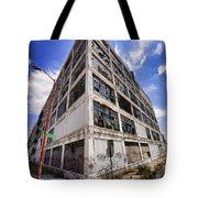 Body By Fisher Tote Bag by Gordon Dean II