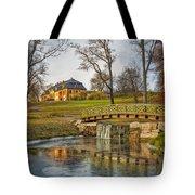 Bogstad Manor Tote Bag by Erik Brede