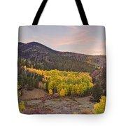 Bonanza Autumn View Tote Bag by James BO  Insogna
