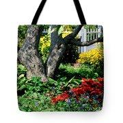 Botanical Landscape 2 Tote Bag by Eunice Miller