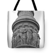 Bound By One Constitution Tote Bag by Teresa Mucha