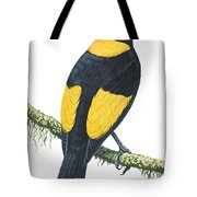 Bowerbird Tote Bag by Anonymous