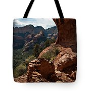 Boynton Canyon 08-160 Tote Bag by Scott McAllister